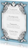 Klassiek menu