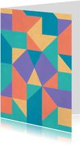 Kunstkaart - Geometrische abstractie | 1