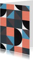 Kunstkaart - Geometrische abstractie | 2