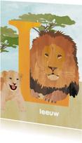 L van leeuw