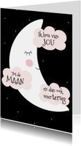 Liefdeskaart Maankaart