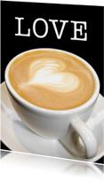 LOVE  - koffie - Cappuccino - OT