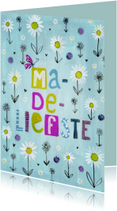 Ma-de-liefste moederdagkaart