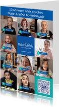 Make-A-Wish Adviesbrigade 10 adviezen crisis coaches