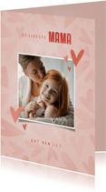 Make-A-Wish kaart de liefste mama