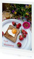 Moederdag Hartverwarmend ontbijt