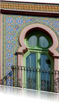 Moors Raam - Mozaiek