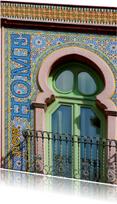 Mozaiek Raam vintage - OT