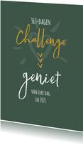 nieuwjaarskaart challenge