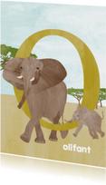 O van olifant
