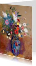 Odilon Redon. Wilde bloemen