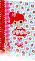 Verjaardagskaarten - Pimp-it Doll Fay