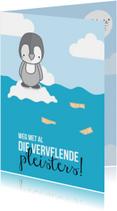 Prematuur - Pinguïn Pleisters