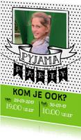 Pyjama Party - jongen/meisje EM