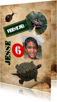 Reptielen kinderfeestje-isf