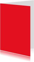 Rood dubbel staand