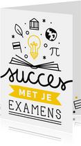Succes examens illustraties