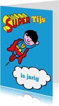 superman jarige jongen