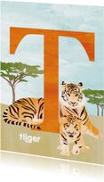 T van tijger