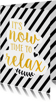 Time to relax - verlof