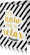 Time to relax - verlof