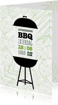 Uitnodiging BBQ Botanisch