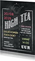 Uitnodiging High Tea krijt - DH