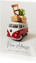 Umzugskarte VW-Bus