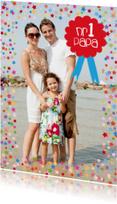 Vaderdag Fotokaart Nr. 1 Papa