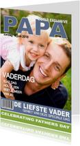Vaderdag Tijdschrift liefste PAPA Foto