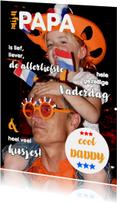 Vaderdagkaart - cool daddy 5 - OT