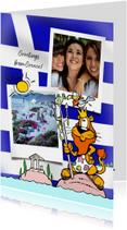 Vakantie Loeki in Griekenland - A