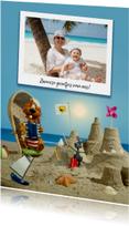 Vakantie Loeki op het strand - A