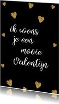 Valentijnskaart ik wens je...