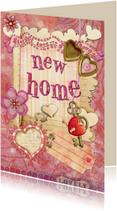 Verhuiskaart - New Home 1 - SG