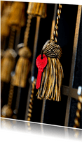 Verhuiskaarten - Verhuiskaart nieuwe rode sleutel