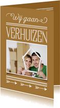 Verhuiskaart variabele kleur 2 OT