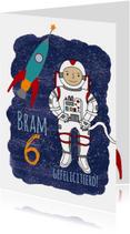 verjaardag astronaut