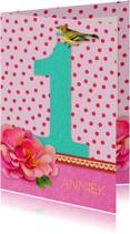 Verjaardag Meisje 1