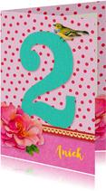 Verjaardag Meisje 2
