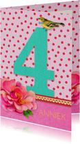 Verjaardag Meisje 4