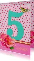 Verjaardag Meisje 5