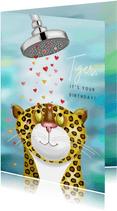 Verjaardag - Tiger it's your birthday