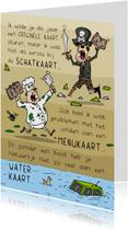 Verjaardagskaart Originele Kaart