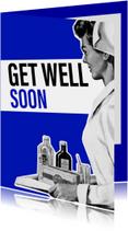 Vintage get well soon