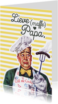 Vintage Lieve papa