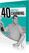 Vintage man 40