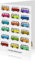 Volkswagen bus T1 T2 T3