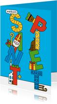 Welkom Sint + Piet