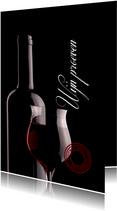 Wijn proeven-isf